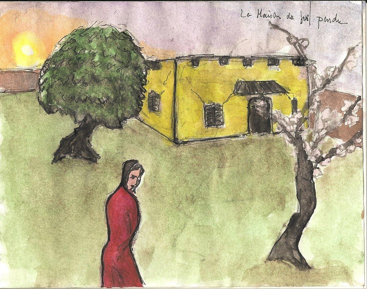 La maison du Juif pendu
