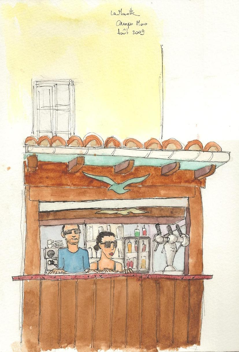 Bar de la Mouette