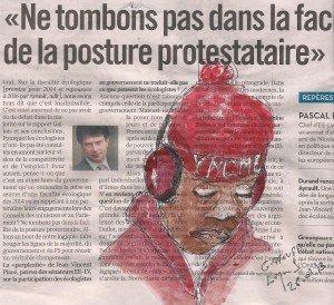 Dans le métro - Libération du 13 novembre 2012 dans Dessin - Aquarelle metro-110003-300x274