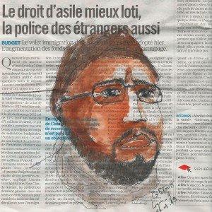 Dans le métro - Libération du 13 novembre 2012 dans Dessin - Aquarelle metro-110004-300x300